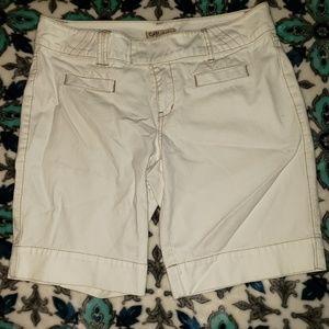 CABi Jeans Bermuda Shorts size 8